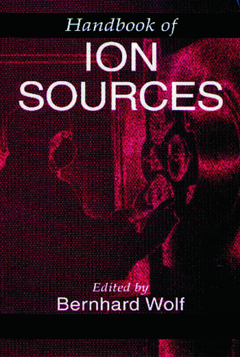 Handbook of Ion Sources book cover