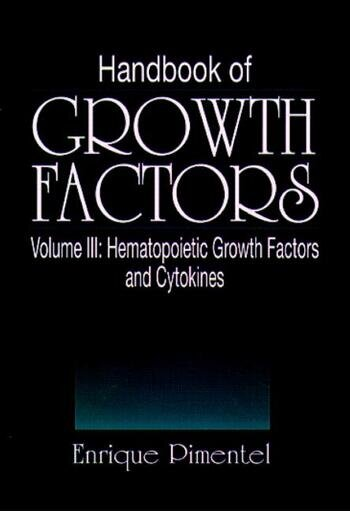 Handbook of Growth Factors, Volume 3 book cover
