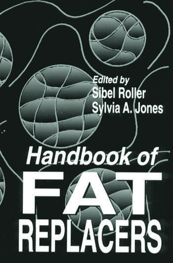 Handbook of Fat Replacers book cover