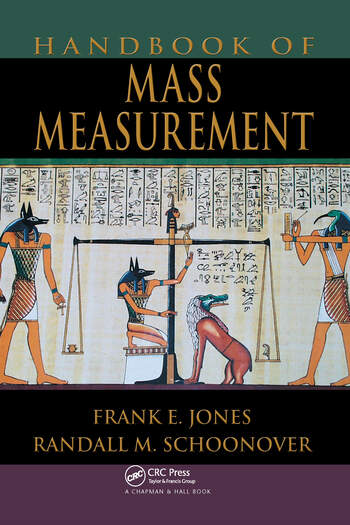 Handbook of Mass Measurement book cover