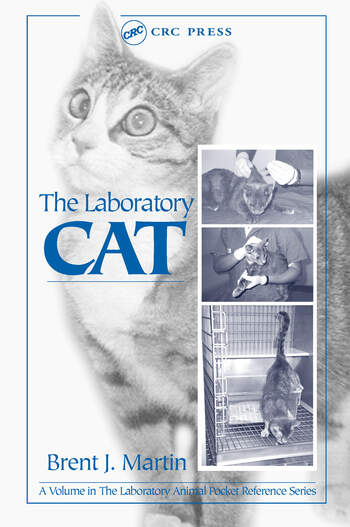 The Laboratory Cat book cover