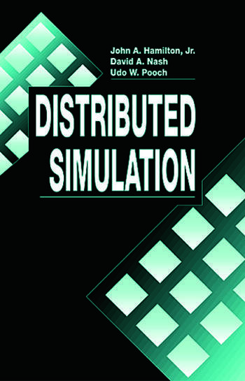 Distributed Simulation book cover
