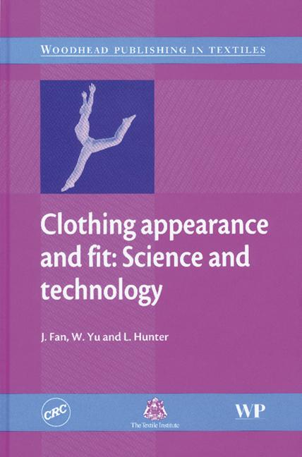 Clothing appearance and fit Science and technology book cover