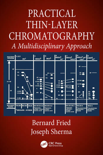 Practical Thin-Layer Chromatography A Multidisciplinary Approach book cover