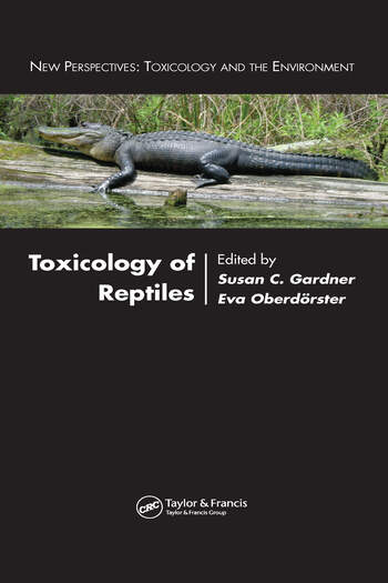Toxicology of Reptiles book cover