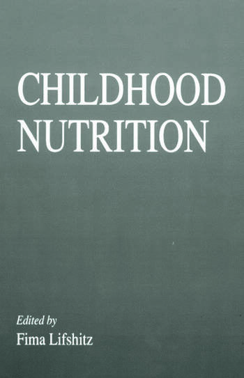 Childhood Nutrition book cover