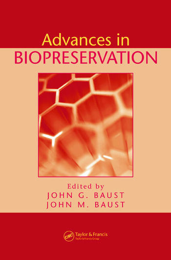 Advances in Biopreservation book cover