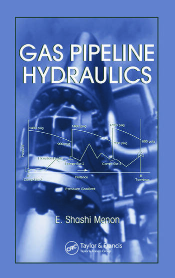 Gas Pipeline Hydraulics book cover