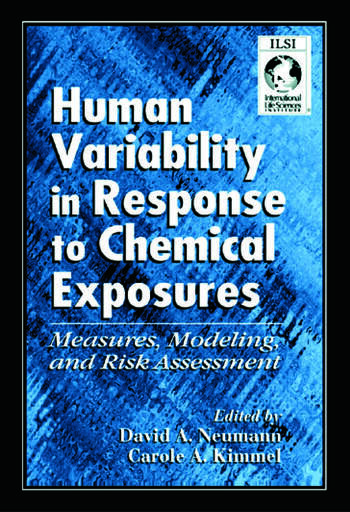 Human Variability in Response to Chemical Exposures Measures, Modeling, and Risk Assessment book cover
