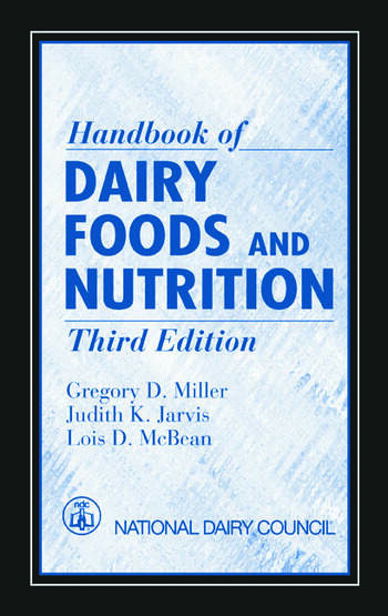 Handbook of Dairy Foods and Nutrition book cover