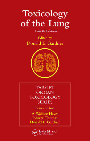 Toxicology of the Lung book cover
