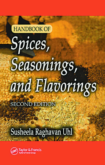 Handbook of Spices, Seasonings, and Flavorings book cover