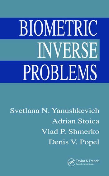 Biometric Inverse Problems book cover