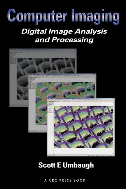 Computer Imaging Digital Image Analysis and Processing book cover