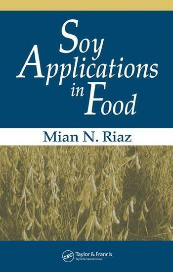 Soy Applications in Food book cover