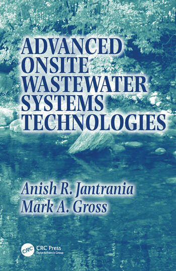 Advanced Onsite Wastewater Systems Technologies book cover