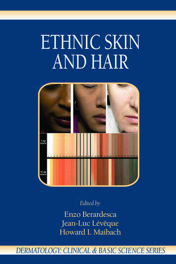 Ethnic Skin and Hair book cover