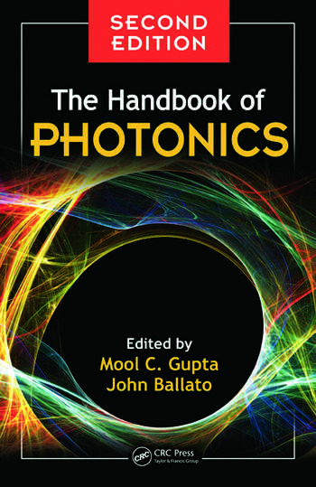 The Handbook of Photonics book cover