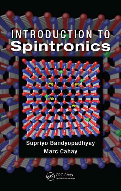 Introduction to Spintronics book cover