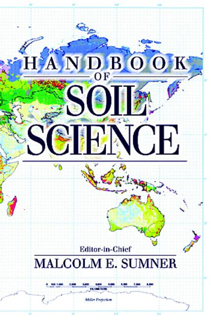 Handbook of Soil Science book cover