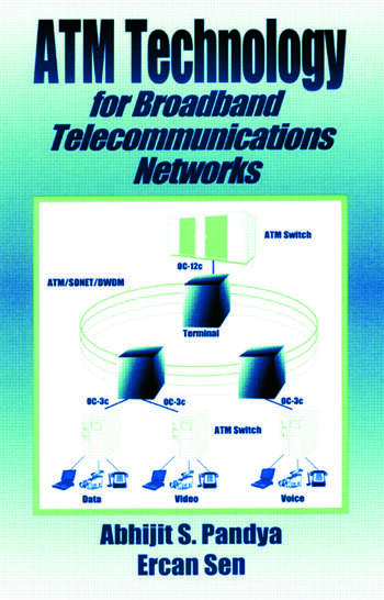 ATM Technology for Broadband Telecommunications Networks book cover