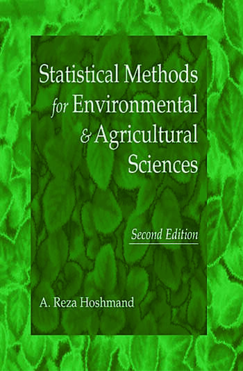 Statistical Methods for Environmental and Agricultural Sciences book cover