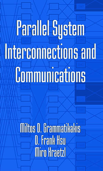 Parallel System Interconnections and Communications book cover