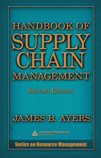 Handbook of Supply Chain Management book cover
