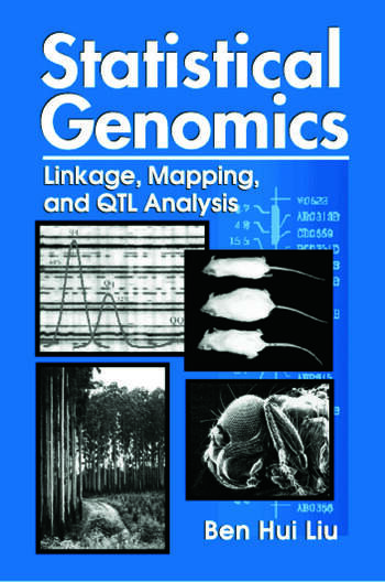 Statistical Genomics Linkage, Mapping, and QTL Analysis book cover