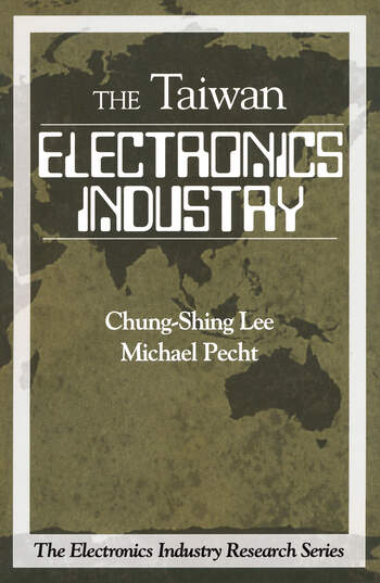 Electronics Industry in Taiwan book cover