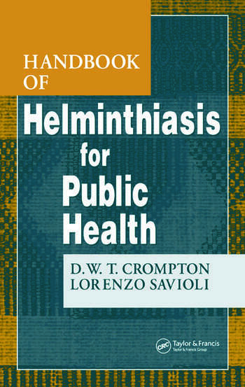 Handbook of Helminthiasis for Public Health book cover