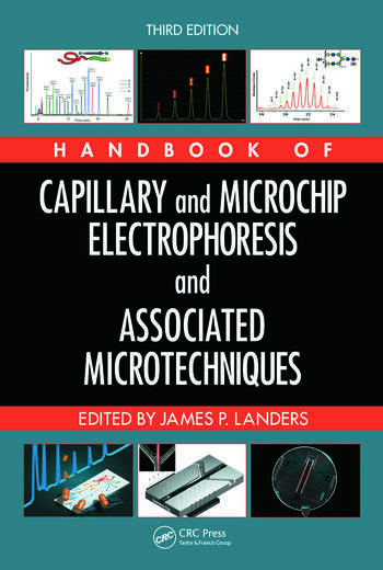 Handbook of Capillary and Microchip Electrophoresis and Associated Microtechniques book cover