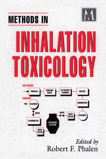 Methods in Inhalation Toxicology book cover