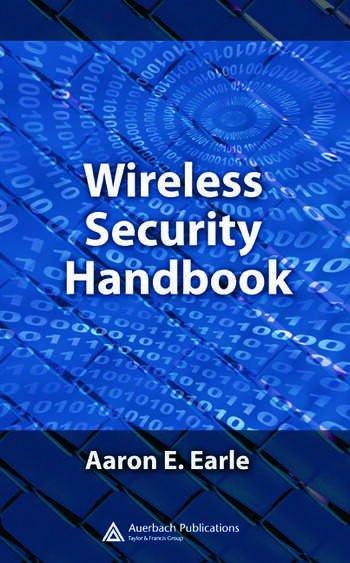 Wireless Security Handbook book cover