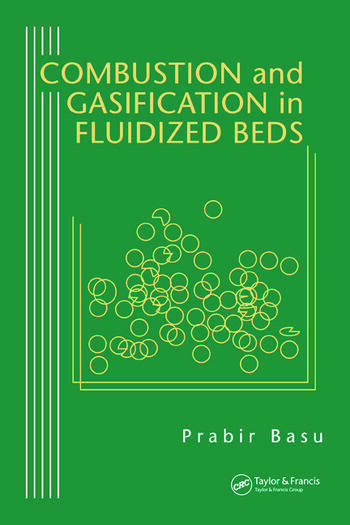 Combustion and Gasification in Fluidized Beds book cover