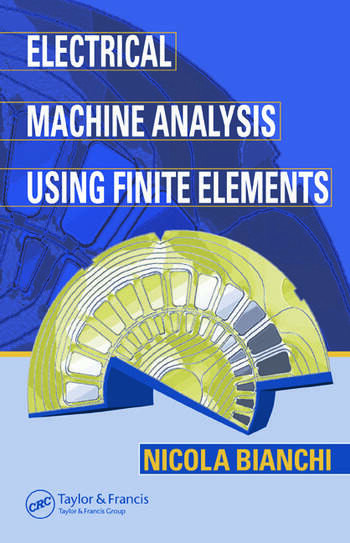 Electrical Machine Analysis Using Finite Elements book cover
