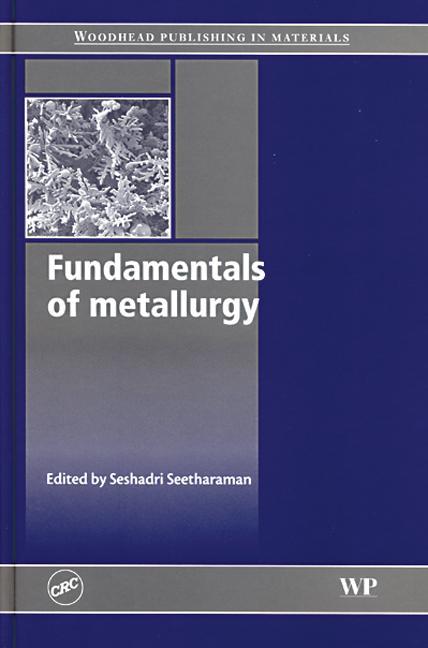 Fundamentals of Metallurgy book cover