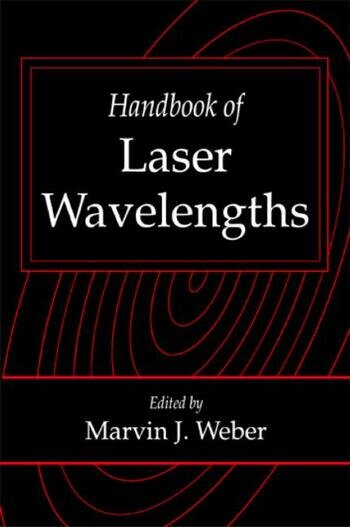 Handbook of Laser Wavelengths book cover
