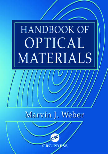 Handbook of Optical Materials book cover