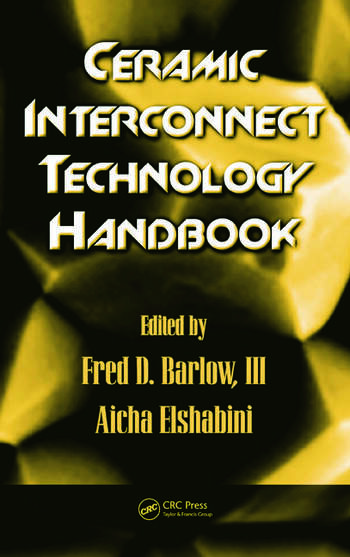 Ceramic Interconnect Technology Handbook book cover