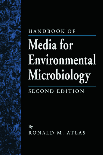 Handbook of Media for Environmental Microbiology book cover