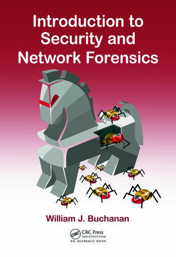Introduction to Security and Network Forensics book cover