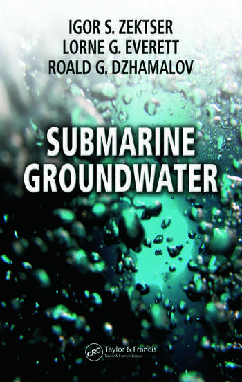 Submarine Groundwater book cover