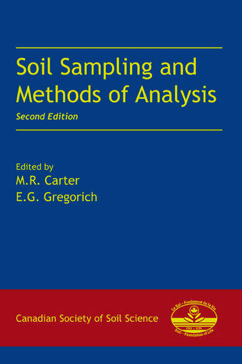 Soil Sampling and Methods of Analysis book cover