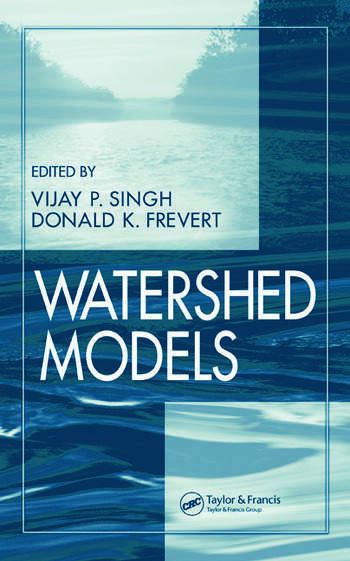 Watershed Models book cover