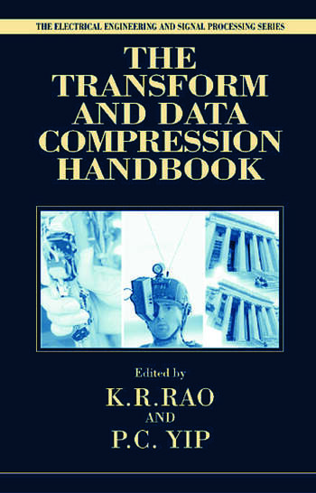 The Transform and Data Compression Handbook book cover