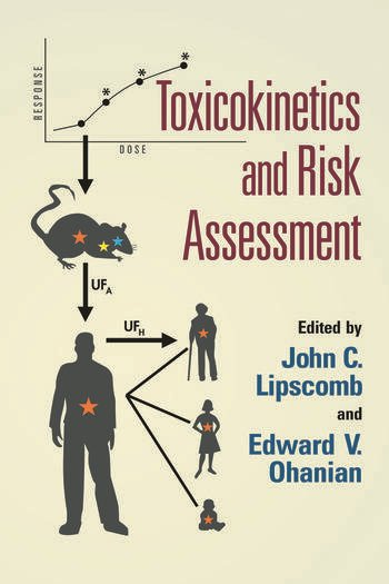 Toxicokinetics and Risk Assessment book cover