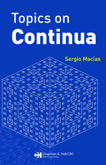 Topics on Continua book cover