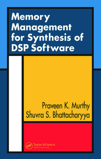 Memory Management for Synthesis of DSP Software book cover