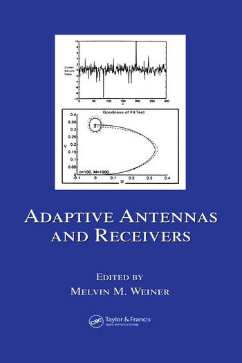 Adaptive Antennas and Receivers book cover